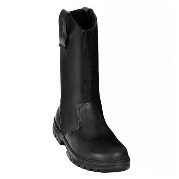 Bota 3025 de Seguridad Industrial ATS 407 Color Negro