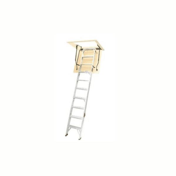 Escalera de Altillo Tipo Mansarda